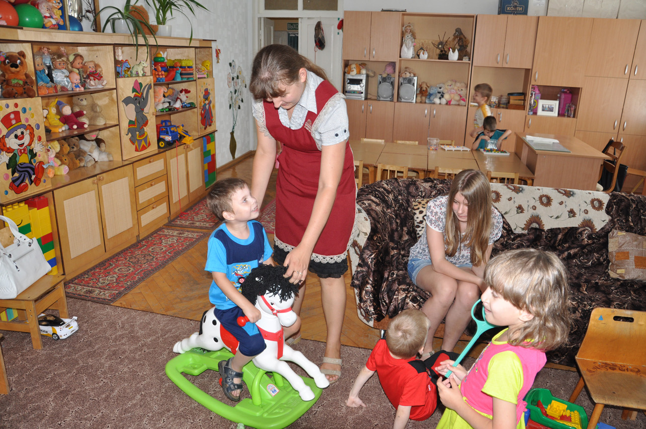 Детские дома в хмао фото детей