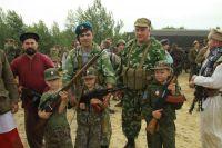 Военно-историческая реконструкция «Афган 2017»