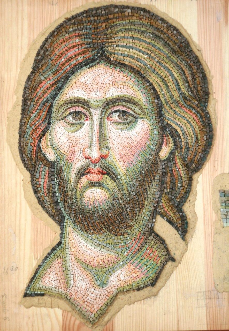 Икона из мозаики своими руками 55